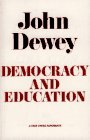 Democracy and Education (0029073707) by Dewey, John