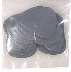 *FREE SHIPPING* Jim Dunlop Nylon Guitar Picks / Plectrums: 0.88mm (Handy pack of 10 Picks)