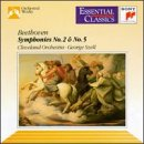 Beethoven:Symphonies Nos.2 &