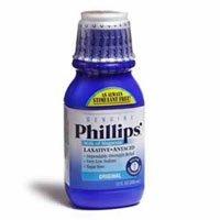 Phillips liquid laxative