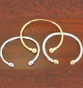 Qi(chi) Ionic/ Biomagnetic Bracelet Silver XS