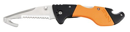 NRS Captain Rescue Knife Orange / Black One Size