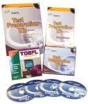 TOEFL Test Preparation Kit (4CD + sample CD-ROM)