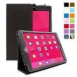 iPad Air Case, SnuggTM - Black Leathe...