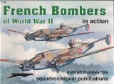 Image of French Bombers of World War II in action - Aircraft No. 189
