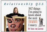 img - for 367 Things I'm Going To Know About The Next Man I Marry (The Relationship Q&A) book / textbook / text book