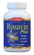 Rosavin Plus® with Electrolytes- Siberian Rhodiola rosea 90 V-capsules 150mg