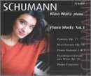 Schumann:  Piano Works Vol.1,