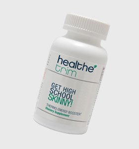 Healthe Trim Thermo-energy Booster - 1 Bottle 60 Capsules by HealthyLife Sciences, LLC