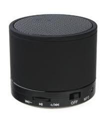 UVAA S10 BLUETOOTH SPEAKER Black Color