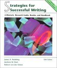 Strategies for Successful Writing: A Rhetoric, Research Guide, Reader, and Handbook (0130230472) by Reinking, James A.
