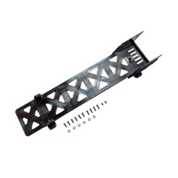 Thunder Tiger RC PV0075 Main Frame Set, E550 - 1