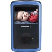 Memory Kick 120GB MediaCenter HDD Portable Multimedia Photo Viewer & Manager with USB 2.0 Interface - Blue