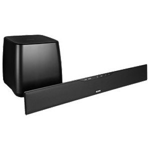 Polk Audio Surroundbar 4000 Iht Virtual Surround Speaker Bar With Wireless Su...