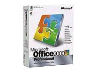 Microsoft Office 2000 Professional Full Edition