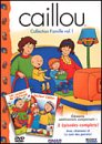 Caillou : collection famille, vol. 1
