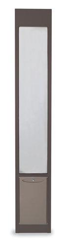 Petsafe Freedom Patio Panel, 81-Inch, Large, Bronze