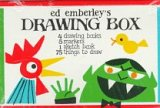 Ed Emberley's Drawing Box (0316234362) by Emberley, Ed