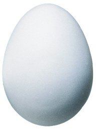 Marianne-Hobby - Styroporei weiß 7cm