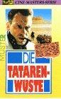 Die Tatarenwüste [VHS]