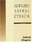 Applied Animal Ethics