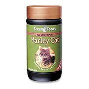 GREEN FOODS CORPORATION Barley Cat 3 oz
