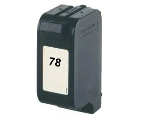 Druckerpatrone für ersatz HP 78 (45ml Color) passend zu folgenden Modellen HP DESKJET 916 C / 920C / 920 CVR / 920CXI / 930C / 930CM / 920C / 920CVR / 920CXI / 930C / 930M / 932C / 935C / 940C / 940CVR / 950C / 952C / 959C / 960C / 960CSE / 960CXI / 970CSE / 970CXI / 980C / 980CXI / 990C / 990CM / 990CXI / 995C (REFILL)