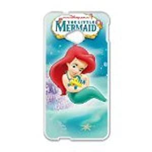 Malcolm The Little Mermaid Phone Case for HTC One M7 case