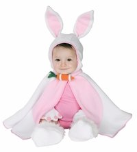 Lil Bunny Caped Cutie Costume - Infant front-804499