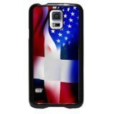 Newstore United States Of American USA Flag Silicone Rubber Soft TPU Skin Back Cover Gel Case Protective For Samsung Galaxy S5 I9600 (United States Cases compare prices)