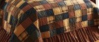 Patriotic Patch Queen Bed Skirt front-685454