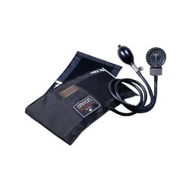 ADULT ANEROID SPHYGMOMANOMETER,LATEX-FREE CUFF