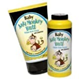 Baby Anti-Monkey Butt Diaper Rash Powder & Cream