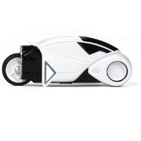 TRON Kevin Flynn White Cycle 8 GB USB Flash Drive