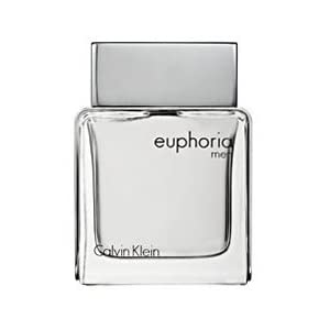 Euphoria Men by Calvin Klein for Men, Eau De Toilette Spray, 3.4 Ounce