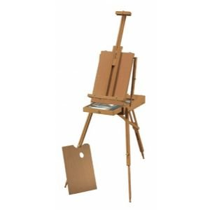 DELUXE FRENCH EASEL BEECH Drafting, Engineering, Art (General Catalog)