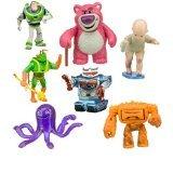 Disney Toy Story 3 Villains Figure Play Set -- 7-pc. (Buzz Lightyear, Lots-o'-huggin' Bear, Big Baby, Twitch, Chunk, Stretch and Sparks)