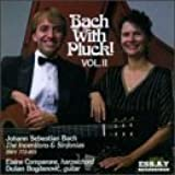 Bach With Pluck 2: Inventions & Sinfonias