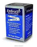 Embrace Test Strips Mail Order 50 ct.