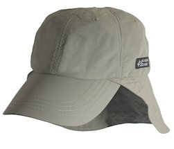CoolMax Fishing Cap with Sunshield by Dorfman Pacific