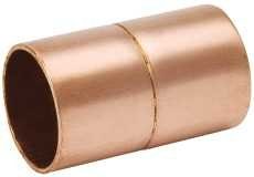 NATIONAL BRAND ALTERNATIVE COPPER COUPLING WITH STOP 2