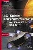 echange, troc David Scherfgen - 3D-Spieleprogrammierung mit DirectX 9 und C++.