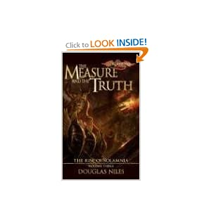 The Measure and the Truth (Dragonlance: Rise of Solamnia, Vol. 3) (v. 3) by Douglas Niles