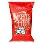 Kettle Chips Spicy Thai Potato Chips 15x5 Oz by OrganicFoodPlentiful.net