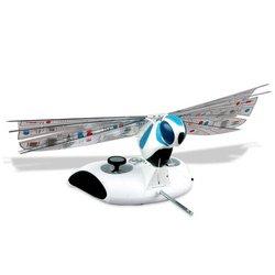 R/C FlyTech Dragonfly: Blue - 27MHz