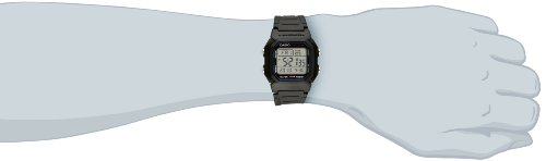 Повседневные наручные часы Casio Men's W800H-1AV