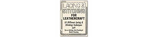 Image for Tandy Leather Lacing & Stitching For Leathercraft Book 61906-00