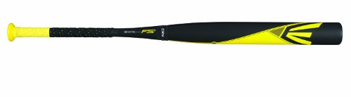 Easton Fp14S1 Fs1 2-Piece Composite Fastpitch Softball Bat, Black/Yellow, 32-Inch/22-Ounce