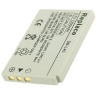Replacement DB-L40 Li-Ion Battery for use with SANYO Sanyo Xacti DMX-HD1 , Xacti DMX-HD1A , Xacti VPC-HD1 , Xacti VPC-HD1A , Xacti VPC-HD1EX , Xacti VPC-HD1E Digital Camera