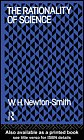 W. H. Newton-Smith Rationality of Science (International Library of Philosophy)